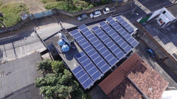 Energia Solar Comercial